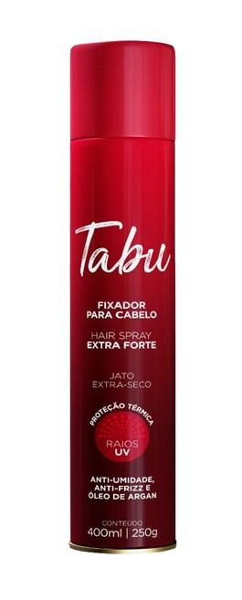 Hair Spray Tabu 400 ml Extra Forte