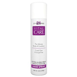 Hair Spray Vital Care 283 gr Extra Super Firm Hold & Texture