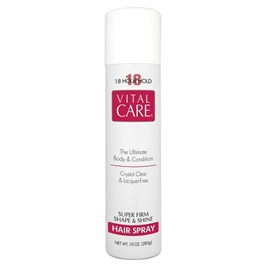 Hair Spray Vital Care 283 gr Super Firm Shape e Shine 18 Horas