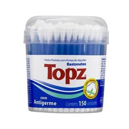 Hastes Flexiveis Topz Pote 150 unidades