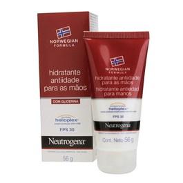 Hidratante Antiidade Mãos Neutrogena Norwegian 56 gr FPS 30