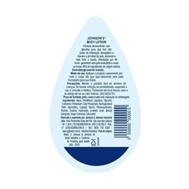 Hidratante Corporal Johnson's 200 ml Daily Balance Hidratação Intensa