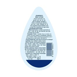 Hidratante Corporal Johnson's 200 ml Daily Balance Hidratação Intensa
