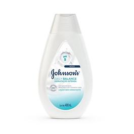 Hidratante Corporal Johnson's Daily Balance 400 ml