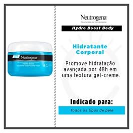 Hidratante Corporal Neutrogena 200 ml Hydro Boost Body