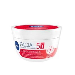 Hidratante Facial Nivea Antissinais 100g