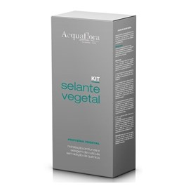 Kit Acquaflora Selante Vegetal