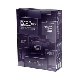Kit Acquaflora Sistema de Realinhamento Matizador