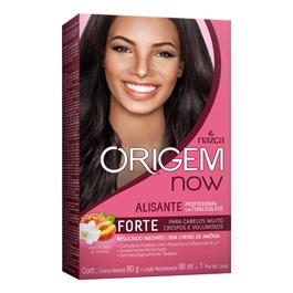 Kit Alisante Origem Now Forte com Flores & Frutas