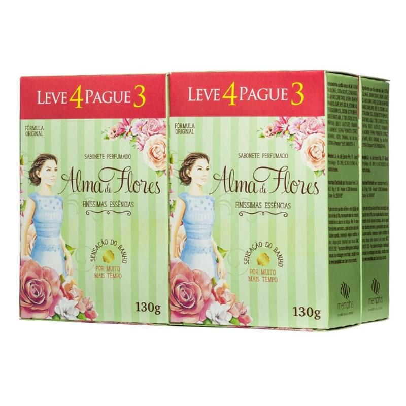 Kit Alma de Flores Leve 4 Pague 3