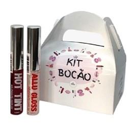 Kit Bocão Allu Hot Tint + Allu Gloss