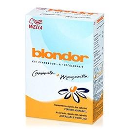 Kit Clareador Wella Blondor Camomila