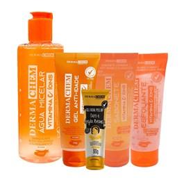 Kit Dermachem Skin Care Vitamina C