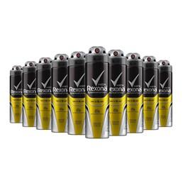 Kit Desodorante Aerosol Rexona Feminino 90 gr Cada Powder Dry