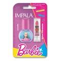 Kit Esmalte + Batom Impala Barbie Girl Power