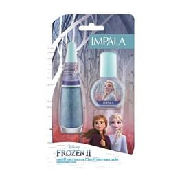 Kit Esmalte Impala Frozen 2 Glitter Enfrente seus Medos