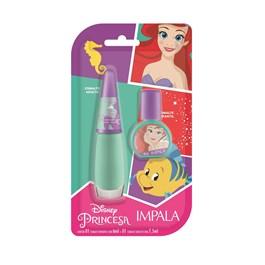 Kit Esmalte Infantil + Adulto Impala Princesa Ariel