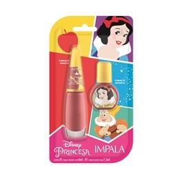 Kit Esmalte Infantil + Adulto Impala Princesa Branca de Neve