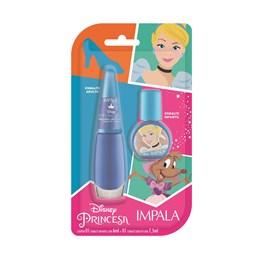 Kit Esmalte Infantil + Adulto Impala Princesa Cinderela