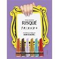 Kit Esmalte Risqué Friends 06 Cores Grátis Caderno de Anotação
