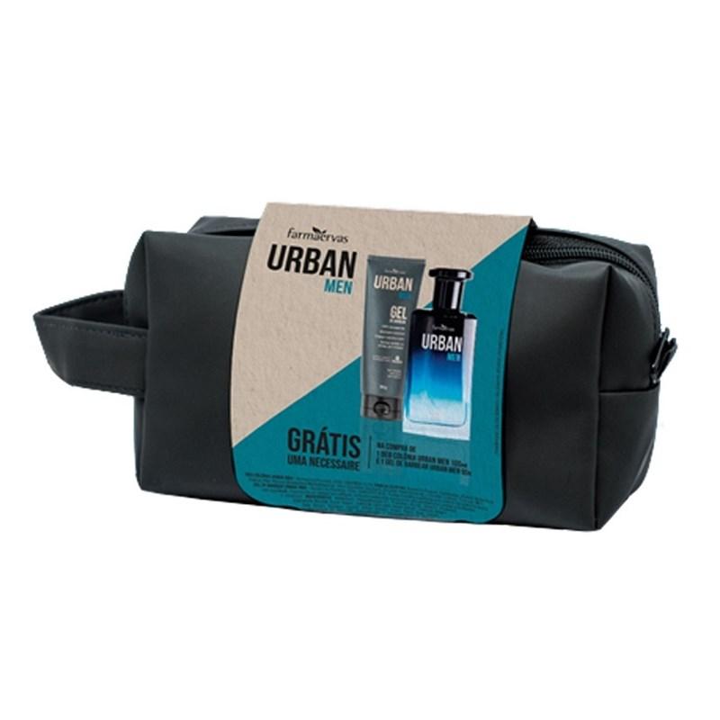 Kit Especial Farmaervas Urban Men