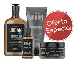 Kit Farmaevas Urban Men Completo