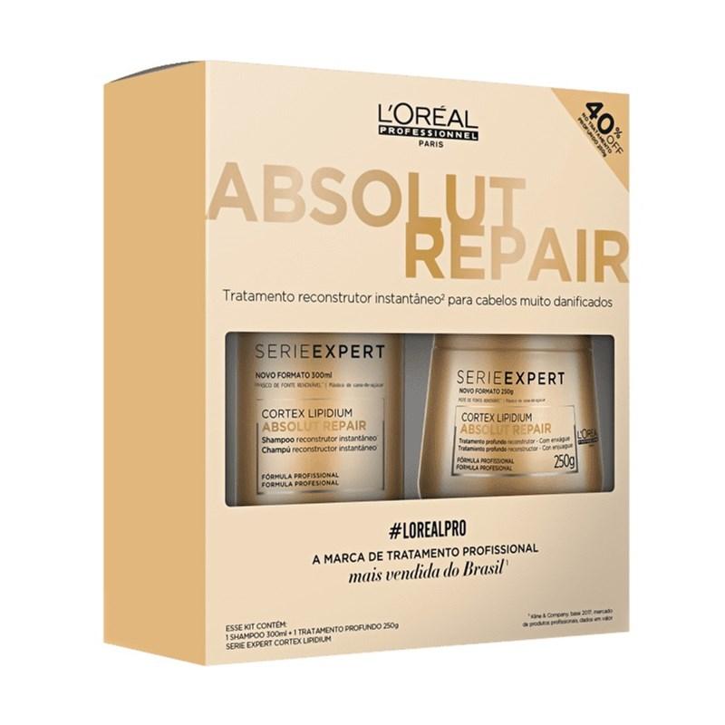 Kit L'Oréal Professionnel Série Expert Absolut Repair
