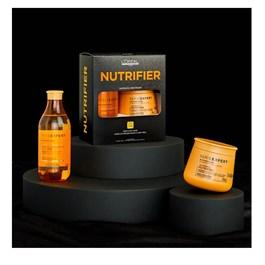 Kit L'oreal Professionnel Série Expert Shampoo + Máscara Nutrifier