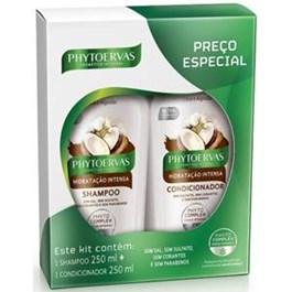 Kit Phytoervas Hidratação Intensa Shampoo e Condicionador 250ml