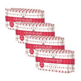 Kit Sabonete Barra Giovanna Baby 90 gr Cherry Leve 04 Pague 03