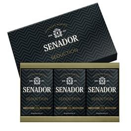 Kit Sabonete Senador 130 gr cada Seduction