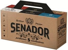 Kit Sabonete Senador 5 unidades 130 gr Cada