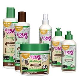 Kit Salon Line Coco #todecacho Pra Conquistar!