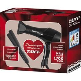 e90980d68 Kit Secador New Smart + Chapa Cerâmica Taiff ...