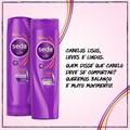 Kit Seda Shampoo + Condicionador 325 ml Liso Perfeito
