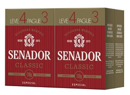 Kit Senador Classic Leve 4 Pague 3
