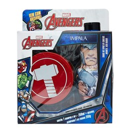Kit Shampoo 2 em 1 + Gel Fixador Impala Avengers Thor