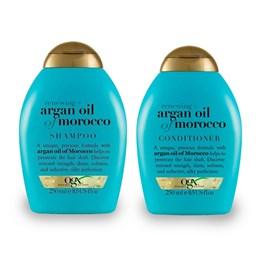 Kit Shampoo 250 ml + Condicionador 250 ml OGX Argan Oil Of Morocco