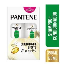 Kit Shampoo 350 ml + Condicionador 175 ml Pantene Restauração