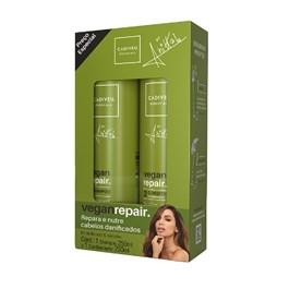 Kit Shampoo + Condicionador Cadiveu Essentials  By Anitta 250 ml Vegan Repair