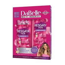 Kit Shampoo + Condicionador DaBelle Hair Resgata Fios