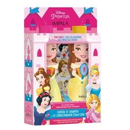 Kit Shampoo + Condicionador Impala Princesas 250 ml cada Bela