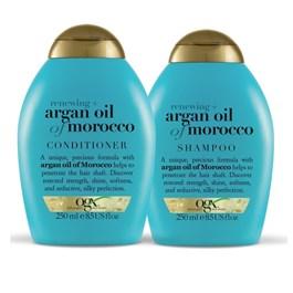 Kit Shampoo + Condicionador OGX 385 ml cada Argan Oil
