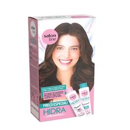 Kit Shampoo + Condicionador Salon Line Hidra 300 ml Cada Ceramidas