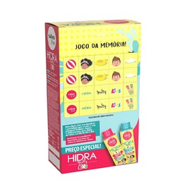 Kit Shampoo + Condicionador Salon Line Hidra kids 300 ml Cada Multy
