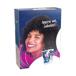 Kit Shampoo + Condicionador Salon Line S.O.S Bomba 200 ml Cada Original