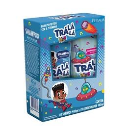 Kit Shampoo + Condicionador Trá Lá Lá Kids 480 ml Cada Nutrikids