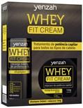 Kit Shampoo + Máscara Yenzah Whey Fit Cream