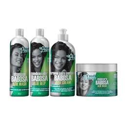 Kit Soul Power Babosa Aloe Wash