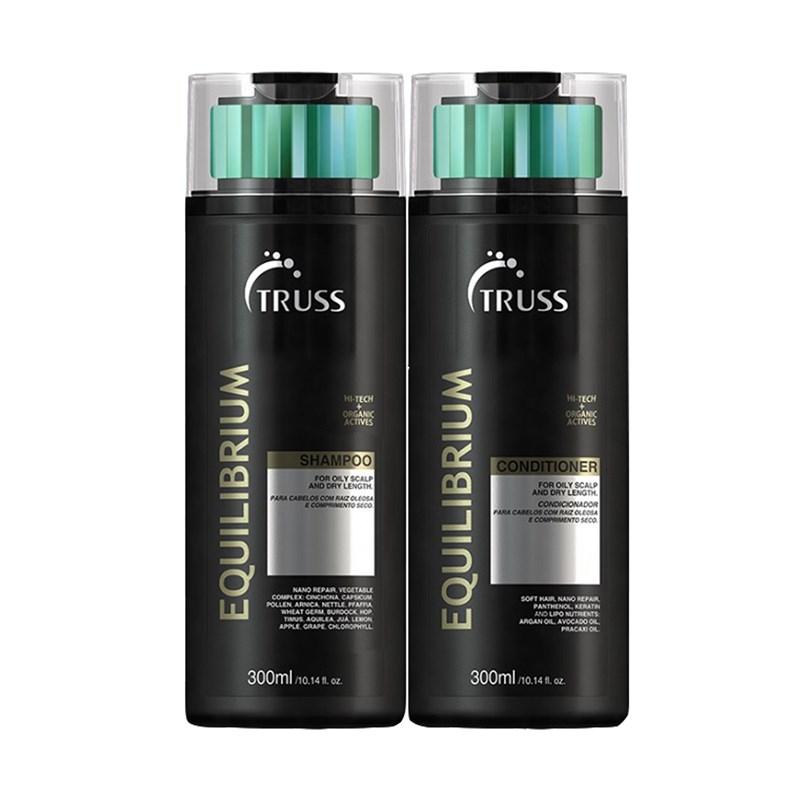 Kit Truss Shampoo + Condiconador 300 ml Equilibrium